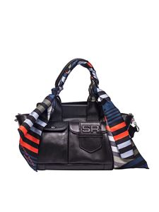 Sonia Rykiel - Black Small Multipocket bag