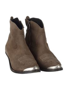 Golden Goose Deluxe Brand - Brown Young boots
