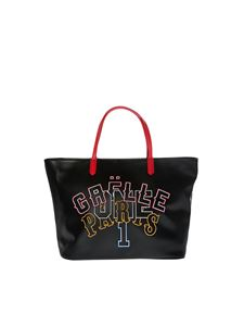 Gaelle Paris - Eco-leather embroidered bag
