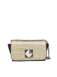 Sonia Rykiel - Le Copain leather shoulder bag
