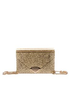 Michael Kors - Golden Barbara clutch bag