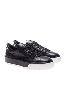 Hogan - Black R320 sneakers