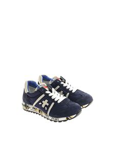 Premiata Will Be - Blue Lucy sneakers