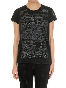 Givenchy - Black World Tour t-shirt