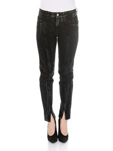 Givenchy - Melange black denim jeans