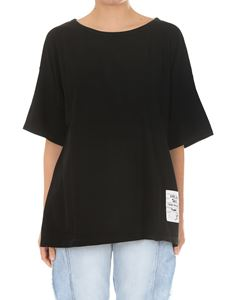 Gaelle Paris - Black t-shirt with logo