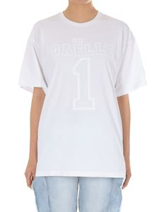 Gaelle Paris - Oversize white t-shirt