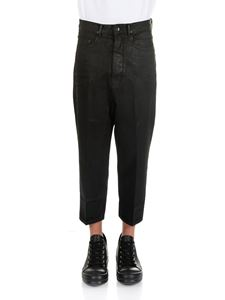 Rick Owens DRKSHDW  - 5 pocket Collapse Cut jeans