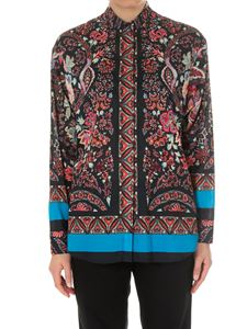 Etro - Floral printed shirt