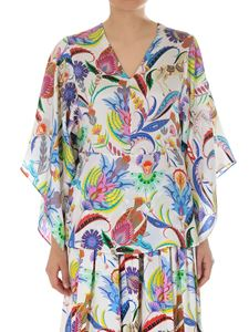 Etro - Paisley printed top