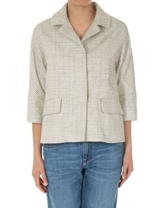 Herno - Beige tweed jacket