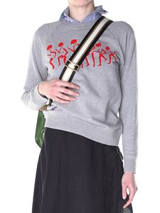 Marc Jacobs  - Dancing cotton-jersey sweatshirt