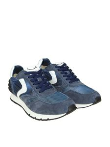 Voile Blanche - Blue Liam Power sneakers