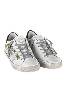 Golden Goose Deluxe Brand - Supertar sneakers with embroidery