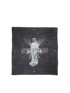 Givenchy - Angel printed scarf