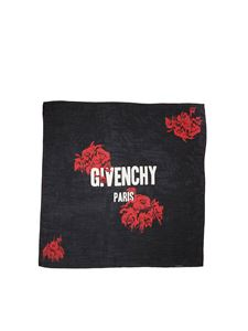 Givenchy - Branded printed scarf