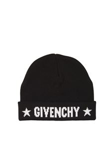 Givenchy - Knitted Beanie hat