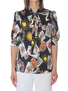 Dolce & Gabbana - Shirt with playing cards print