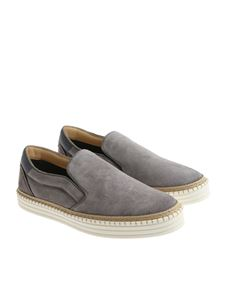 Hogan - Grey R260 slip on