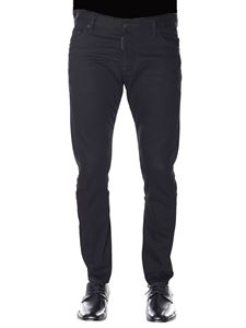 Dsquared2 - Black 5 pockets jeans