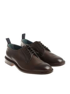 Tricker's - Brown Robert Derby