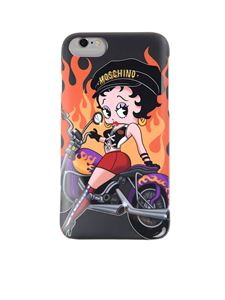 Moschino - Betty Boop cover for I-phone 6 6s 7