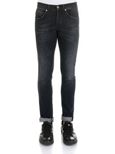 Dondup - Black George jeans