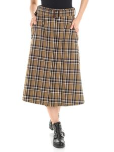 S Max Mara - Brown Jack skirt