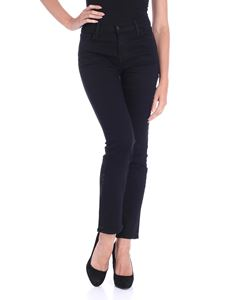 J Brand - Black Maude 5-pocket jeans