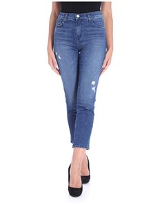 J Brand - 5-pocket Ruby blue jeans