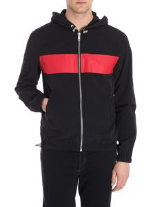 Givenchy - Black hooded jacket