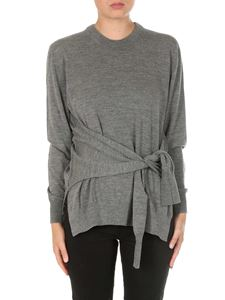 Chloé - Wool knotted pullover