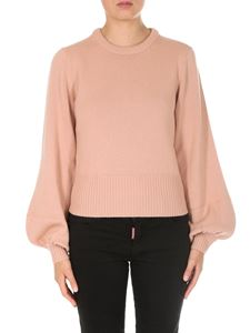 Chloé - Pink cashmere wool pullover
