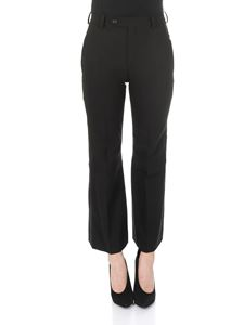 Chloé - Black virgin wool trousers