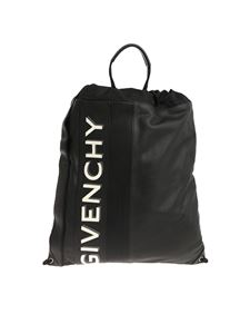 Givenchy - Black MC3 drawstring bag