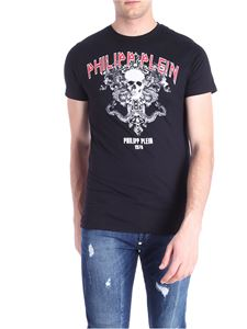 Philipp Plein - Black Just dance t-shirt