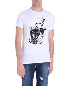 Philipp Plein - White Something t-shirt