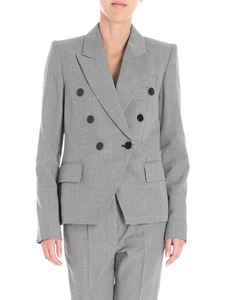 Stella McCartney - Tweed  tailored double-breasted jacket