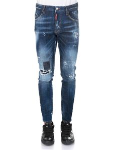 Dsquared2 - Toppa Medium Skater jeans