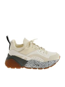 "Stella McCartney - White ""Eclypse"" Chunky sneakers"