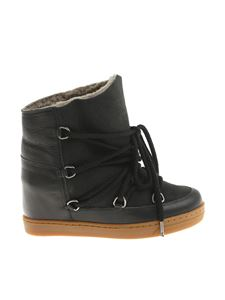 Isabel Marant - Black Nowles ankle boots