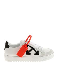 Off-White - Sneaker Carryover bianca