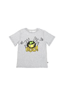 Stella McCartney Kids - Gray Arrow Tee Halloween T-shirt