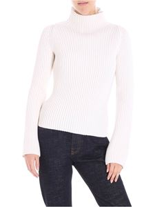 Nehera - Cream color Whipped pullover