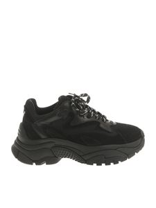 "Ash - ""Addict"" black chunky sneakers"