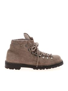 Le Cortina by Andrea Ventura - Taupe vintage effect boots