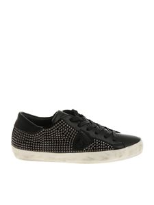 Philippe Model - Sneaker Paris Studs Full nera