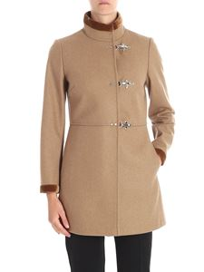 "Fay - Cappotto ""Virginia"" color cammello"