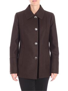 Fay - Cappotto Ivy marrone