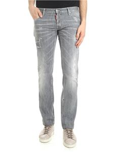 Dsquared2 - Slim jeans with vintage effect